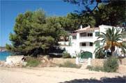 alquiler apartamentos menorca playas de fornells