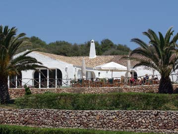 The only Golf Club in Menorca is located in Son Parc